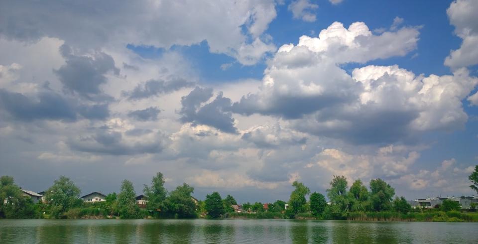Reflejos del lago