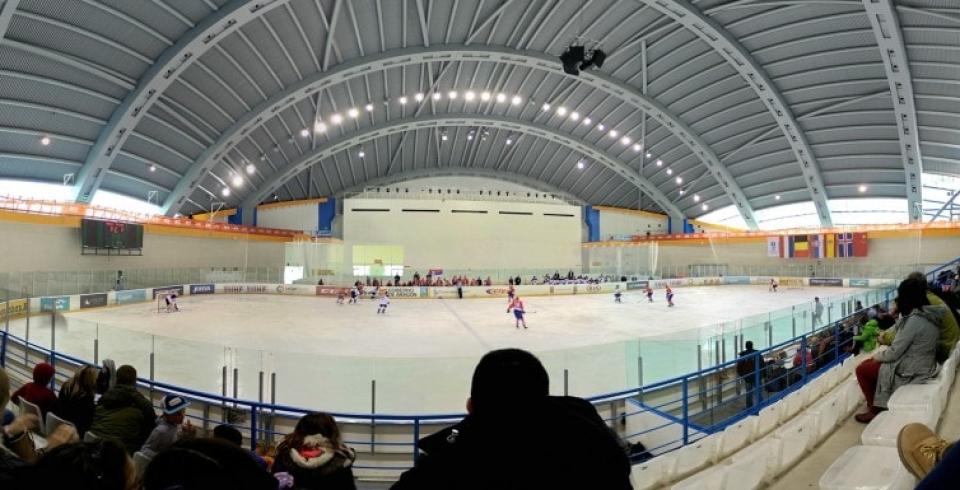 IIHF Mundial Hockey Hielo Grupo IIA