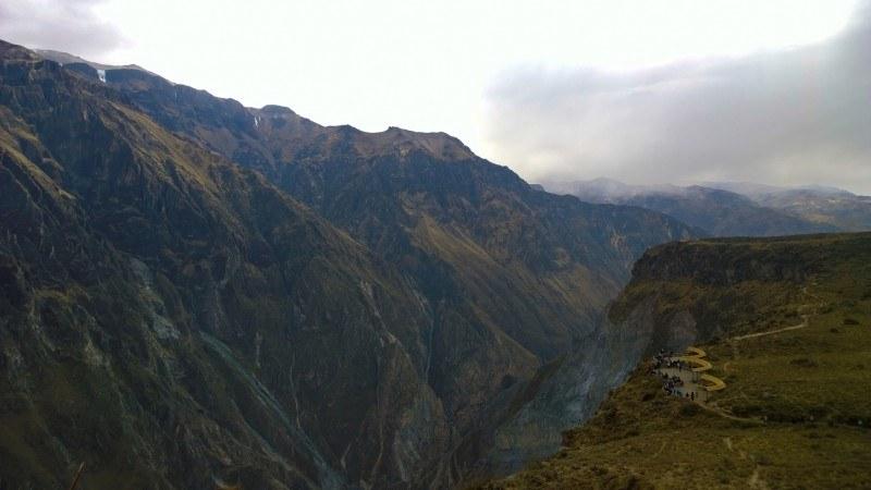 El cañón del Colca