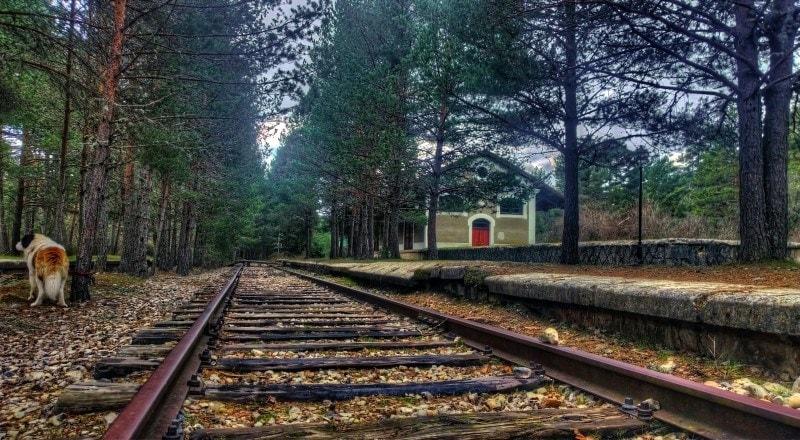 Estación de tren de Navaleno