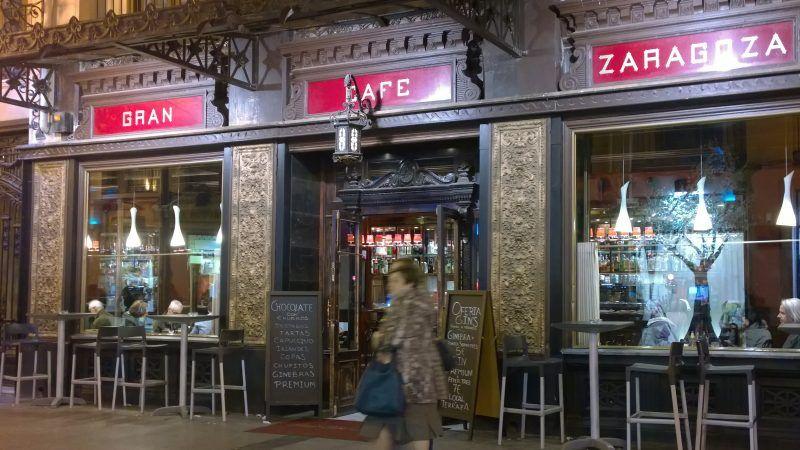 Gran Cafe Zaragoza