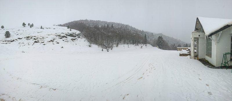 2016-11-26 Somport estación de esquí
