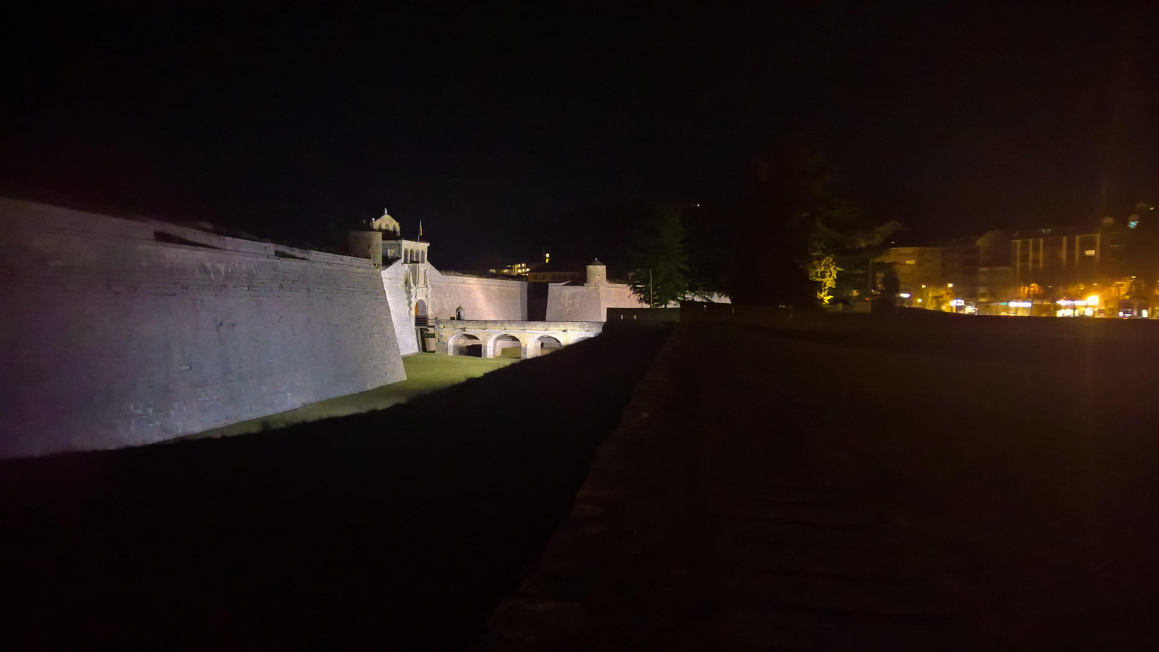 Ciudadela nocturna