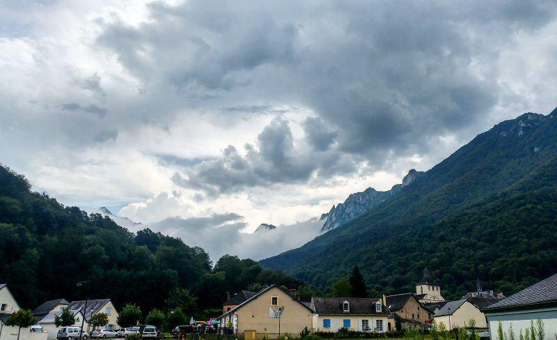 Se avecina tormenta - Foto de LG G5